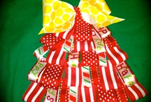 Christmas  / No sew DIY toddler Christmas shirt  / by Kimberly Bell