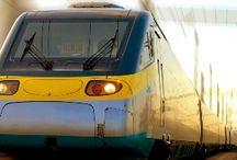 Vlaky / Vse kolem zeleznice
