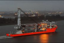 GB Marine - Offshore Support Vessels / Offshore Support Vessels designed by GB Marine
