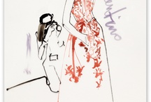 Fashion illustratin