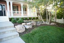 Front yard ideas / by Barbara Mundy
