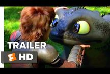 How to train your dragon / Let your imagination flow.