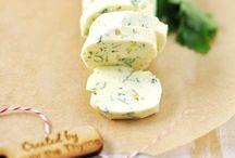 Food:  Butter