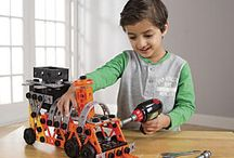 Building Toys / Shift fun into high gear with our unique toy cars, trucks, and plane sets, beautifully crafted wood train sets, and the best remote control toys. Plus hard-to-find building sets, blocks, and construction sets! / by One Step Ahead