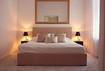 Interior dreams / Bedroom livingroom kitchen