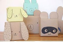 CUTE BOX DIY