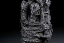 Sculpture / Toutes sortes de sculptures qui me plaisent ou que j'ai trouvé intéressantes ~