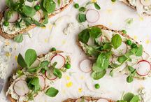 Summer recipes / Healthy focused recipes using seasonal summer produce