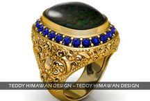 design 3D Bali jewel / 3D design ring Bali silver CAD