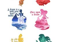 Disney Princess Bachelorette Party
