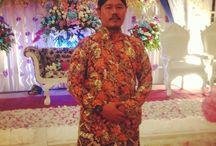 panggih pengantin