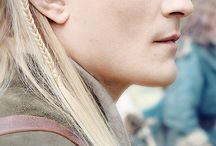 I love Legolas and Orlando Bloom