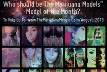 Who should be The Marijuana Models™ Model of the Month?