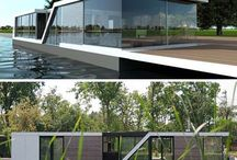 House Boats - Floating Homes