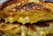 Grilled Cheese w/a Twist / by Tamika
