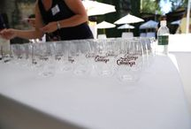 Calistoga Rebranding Event / On July 10th, 2013, we hosted over 150 guests at the Chateau for the unveiling Calistoga's rebranding project. Thanks to the Calistoga Chamber, volunteers and to all who contributed wine and food! / by Chateau Montelena Winery