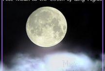 Pagan: moon