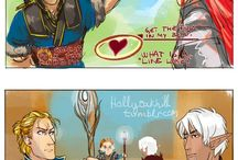 Fire Emblem x Dragon Age