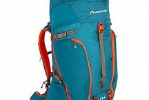 Rucksacks / Expedition and outdoor clothing and equipment