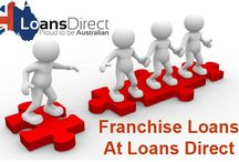 Franchise Loans At Loans Direct / Need a franchise loan in Australia? Contact Loans Direct to grab a better deal... Visit http://www.loansdirect.com.au/loans-for-you/commercial-loans/ for details