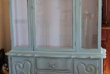 Chalk paint / Dresser