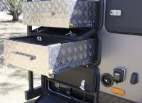 The Raptor Caravan / The Raptor is our newest caravan specifically designed and engineered for an adventure holiday in the tough outdoors.
