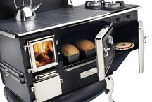Fireview Wood Burning Cook Stove by Elmira