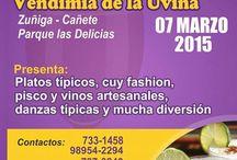 Eventos de Marzo de 2015 / Actos, eventos y actividades en todo el país de carácter turístico