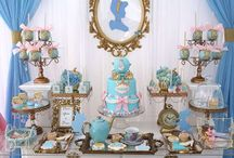 Cinderella party for kids(Ginevra 2 years old)