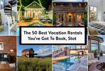 Vacation homes across America