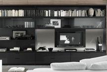 TV/Bookcase