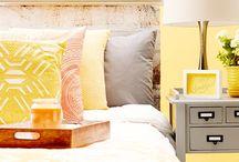 Bedroom decor / by Tracie Frauen