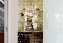 Bar & Wine Storage