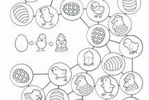 Easter Crafts for Kids / Sk Pääsiäinen