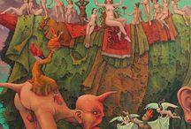 Galeria obrazów motyw Apokalipsy w malarstwie