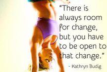 Yoga Inspiration / Living Yoga