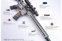 My Guns / Firearms