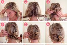 Hairstyles <3 / by Kaylan Elizabeth