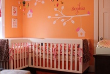 Baby room ideas / by M Ras-Car