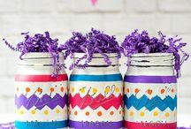 Mason Jar Crafts: My Etsy Shop / by Mason Jar Crafts {love!}
