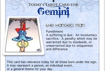 Gemini Astrology / This is a collection of all things Gemini