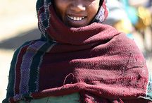 Ethiopia / People always say I look like I'm from Ethiopia.  / by Green Lady