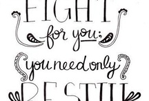 You are mighty! / by Jessica Napier