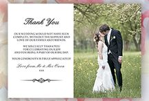 Wedding Pics - Thank You Cards