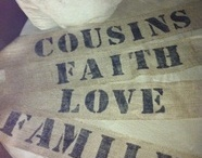 Burlap love / by Lilly Diaz