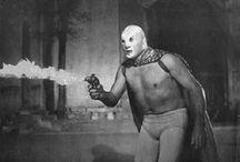 Santo- El enmascarado de plata / El héroe, el personaje, el mito, el luchador...