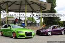 Two Fifteen: Car Culture 2016 | Fabulous Cars.be / Two Fifteen: Car Culture 2016 | Zonhoven, Belgium