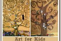 Klimt and kids