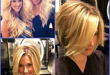 hair / by Michelle Odle