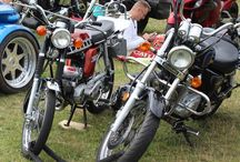 Vintage Motorcycle Show / Vintage Motorcycles